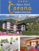 Alpen Hotel Corona - Vigo di Fassa - Trentino