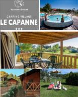 Camping Village le Capanne - Bibbona